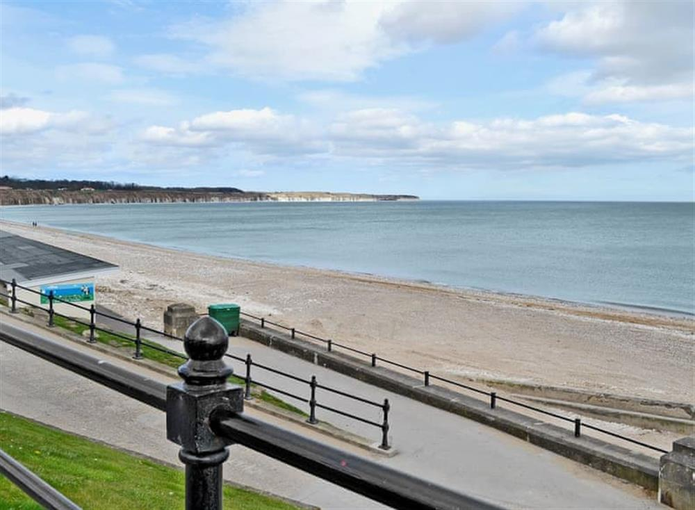 Nearby Bridlington Beach at Yorkshire Rose in Sewerby, near Bridlington, North Humberside