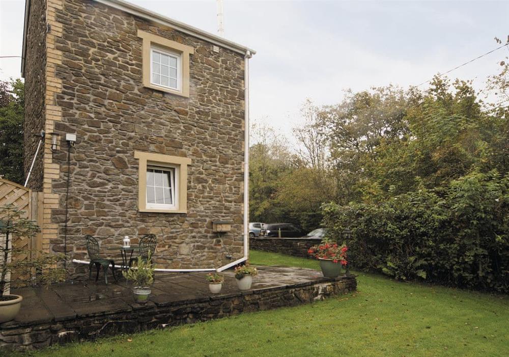 Exterior at Yr Hen Beudy Bach in Llangynwyd, near Bridgend, Glamorgan/The Valley Region